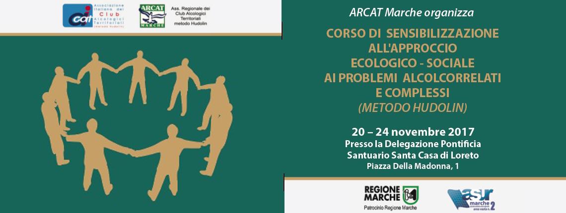 Corso di Sensibilizzazione Loreto 2017 - Arcat Marche