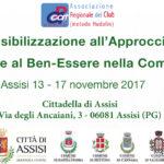 Corso di Sensibilizzazione, Perugia 2017